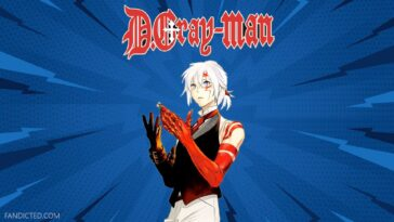D.Gray-man Filler List